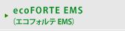 ecoFORTE EMS