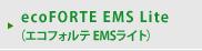 ecoFORTE EMS Lite