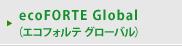 ecoFORTE Global